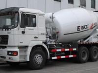 柳工混凝土泵车