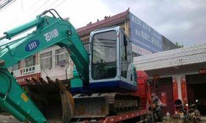石川岛挖掘机维修